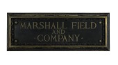 view Marshall Field & Company Store Sign digital asset number 1