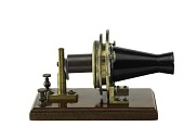 view Alexander Graham Bell Experimental Telephone digital asset number 1