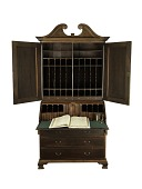 view William Ramsay's Desk and Bookcase digital asset number 1