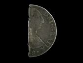 view Spanish Silver Half Dollar, 1788 digital asset number 1