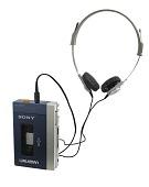 "view Sony TPS-L2 ""Walkman"" Cassette Player digital asset number 1"