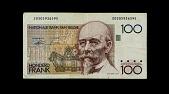 view 100 Francs, Belgium, 1978 - 1981 digital asset number 1