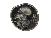 view 1 Stater, Corinth, 350-338 BC digital asset number 1