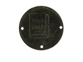 """view """"Holy Bible"""" Love Token, 19th century digital asset number 1"""