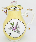 view Meissen milk pot and cover digital asset number 1