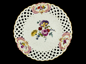 view Meissen plate digital asset number 1