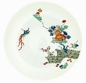 view Meissen confectionary dish digital asset number 1