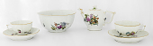 view Meissen rinsing bowl (part of a service) digital asset number 1