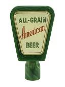 """view Beer Tap Knob, """"All-Grain American Beer"""" digital asset number 1"""