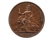 view Francois Louis Teissedre de Fleury at Stony Point, United States, 1779 (U.S. Mint) digital asset: Francois Louis Teissedre de Fleury at Stony Point, 1779, obverse