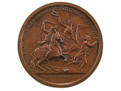view John Eager Howard at the Cowpens, United States, 1781 digital asset: John Eager Howard at the Cowpens, 1781, obverse