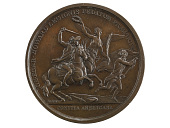 view John Eager Howard at the Cowpens, France, 1789 (Paris Mint) digital asset: John Eager Howard at the Cowpens, 1789, obverse