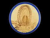 view World's Columbian Exposition Souvenir Paperweight digital asset number 1