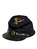 view Morgan Freeman's <i>Glory</i> hat digital asset: Morgan Freeman's hat from Glory