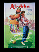 view <i>Aladdin</i> Movie Poster digital asset: Poster, Aladdin