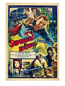 view <i>Superman in Exile</i> Poster digital asset: Superman in Exile poster
