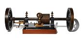 view Edison Tin Foil Phonograph digital asset: Edison Tin Foil Phonograph