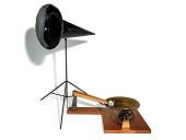 view Gramophone digital asset: Gramophone, Berliner, Experimental