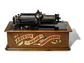 view Phonograph, Edison Home digital asset: Phonograph, Edison, Home
