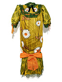 view Dress worn by Phyllis Diller digital asset: Dress worn by Phyllis Diller