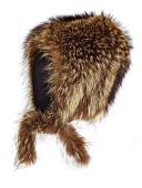 view Fur Bonnet worn by Phyllis Diller in <i>Field and Stream</i> digital asset: Fur bonnet worn by Phyllis Diller when she posed nude for Field and Stream Magazine in 1973.