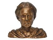 view Bust of Phyllis Diller digital asset: Bust of Phyllis Diller