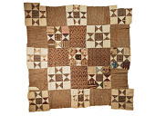 view 1780-1800 Unfinished Quilt Top digital asset number 1