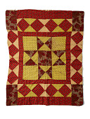 view 1850 - 1900 Pieced Pillow Sham digital asset number 1