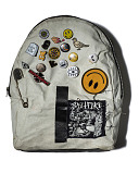 view Backpack used by professional skateboarder Lacey Baker digital asset number 1