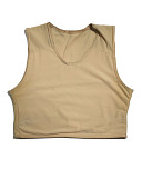 view Chest binder worn by professional skateboarder Lacey Baker digital asset number 1