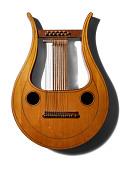 view Hermosa Lyre Guitar digital asset number 1