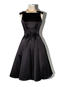 view Black dress worn by Rachel Brosnahan in The Marvelous Mrs. Maisel digital asset: Costume worn by Rachel Brosnahan in The Marvelous Mrs. Maisel