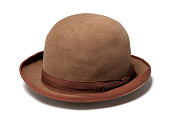 view Derby hat worn by Lou Costello digital asset number 1