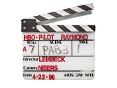 view Camera slate used in production of <i>Everybody Loves Raymond</i> digital asset number 1