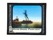 view Dense smoke - ferry-boat digital asset number 1