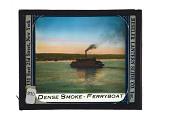 view Dense smoke - ferryboat digital asset number 1