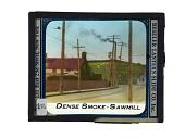 view Dense smoke - sawmill digital asset number 1