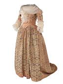 view Martha Washington's dress digital asset number 1