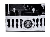 view President Nixon and Vice-President Spiro Agnew digital asset: Photograph, President Nixon and Vice-President Spiro Agnew