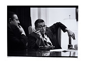 view Chuck Colson and and Murray Chotiner digital asset: Photograph, Chuck Colson and  and Murray Chotiner