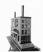view Model of Edison's Pearl Street power station digital asset number 1