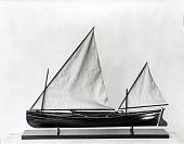 view Boat Model, American Cruising Canoe <i>Capital</i>, 1886 digital asset number 1