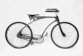 view Whalen and Janssen Laminated Wood-Frame Bicycle digital asset number 1