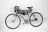 view Raleigh Bicycle, ca 1949 digital asset number 1