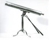 view Refracting Telescope (Comet Seeker) digital asset number 1