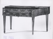 view German Square Piano digital asset number 1