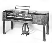 view Stein Square Piano digital asset number 1