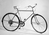 view Schwinn Varsity Tourist Bicycle, 1965 digital asset number 1