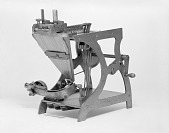 view Patent Model of aTypesetting Machine digital asset number 1