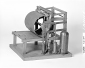 view Patent Model of a Sheet-Feed Apparatus with Vacuum Pipes digital asset number 1